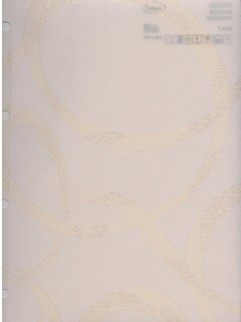 Рулонные шторы Анаконда магнолия, цена за изделие, шт.