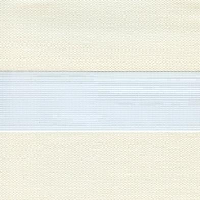 Рулонные шторы Зебра Софт лимонный, цена за изделие шт.
