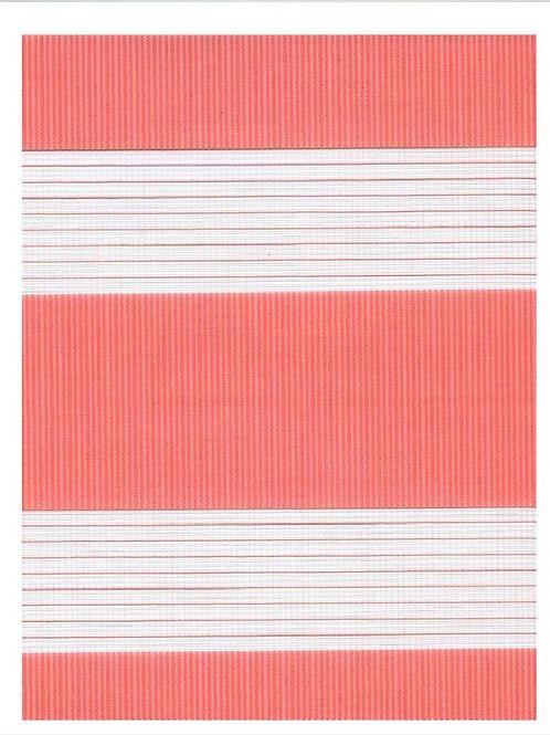 Рулонные шторы Зебра Стандарт розовый, цена за изделие шт.