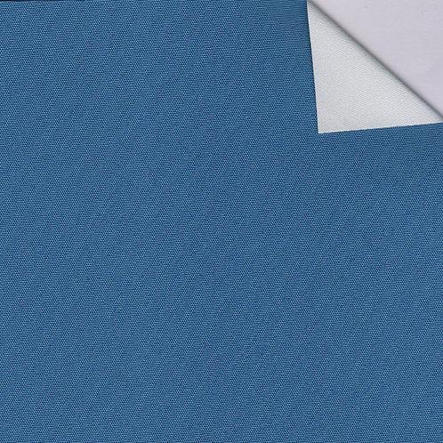 Рулонные шторы Альфа Black-Out синий, цена за изделие шт.