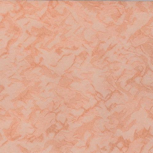 Рулонные шторы Шёлк персиковый, цена за изделие шт.