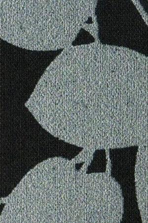 Рулонные шторы Аллея черный, цена за изделие шт.
