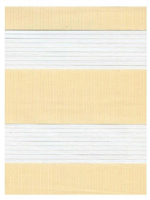 Рулонные шторы Зебра Стандарт персиковый, цена за изделие шт.