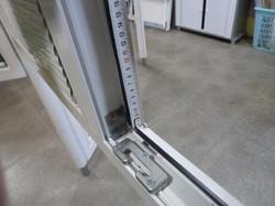 Измерение высоты москитной сетки