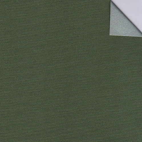 Рулонные шторы Альфа Alu Black-Out т. серый, цена за изделие шт.
