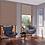 Thumbnail: Рулонные шторы Зебра Лофт Во коричневый , цена за изделие шт.