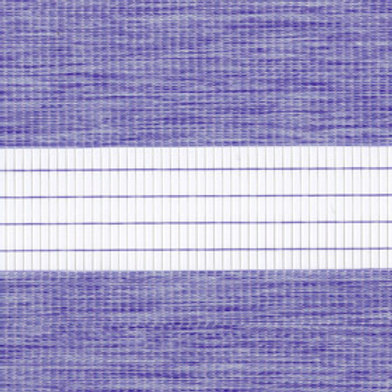 Рулонные шторы Зебра Меланж сиреневый , цена за изделие шт.