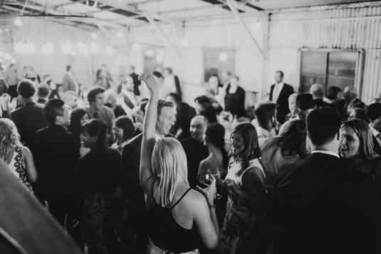 A DJ Connection Group at Wedding Recepti