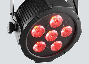 A DJ Connection Disc Jockey Up Lighting