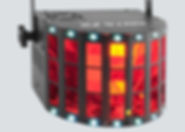 A DJ Connection Disc Jockey Lighting