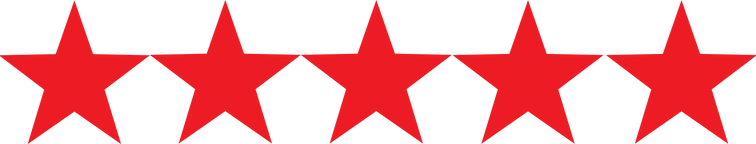 5 Stars A DJ Connection Reviews Red Stars