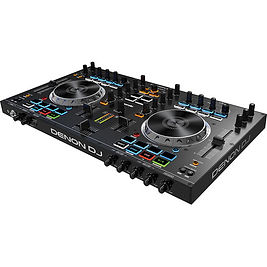 A DJ Connection Denon 4000