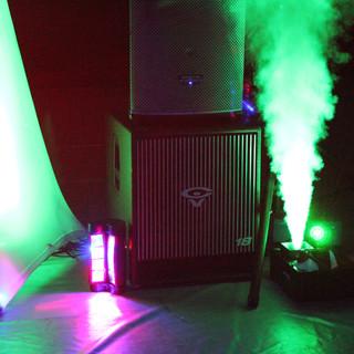 Pensacola FL Stage and Dance Lighting rentals 850.968.1968