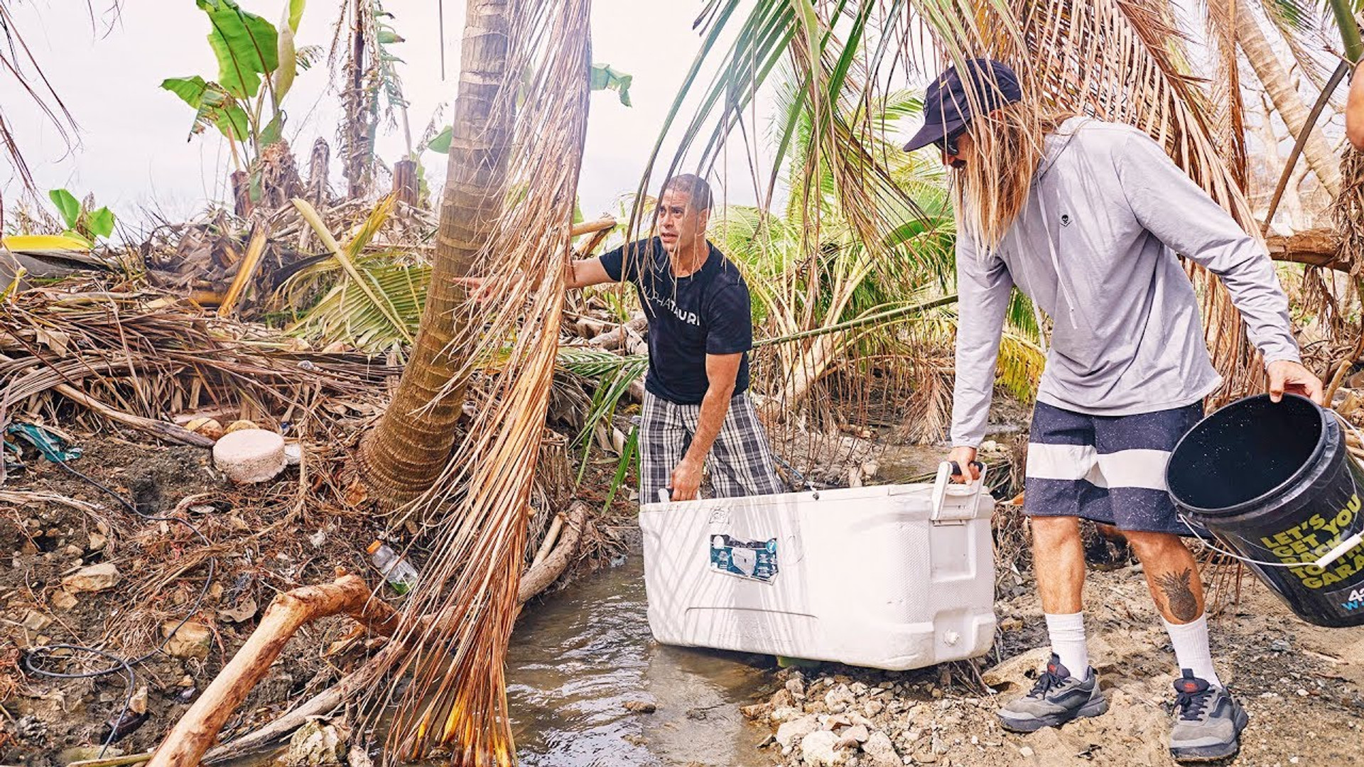 PUERTO RICO: HURRICANE MARIA - RELIEF EFFORTS