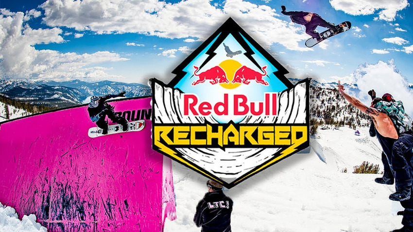 RED BULL RECHARGED