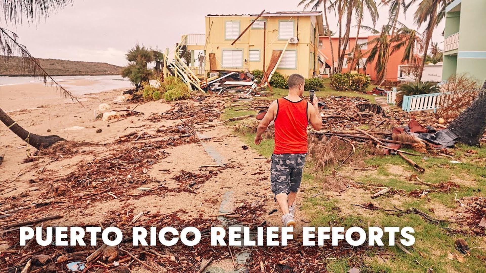 Puerto Rico Relief Pt 2