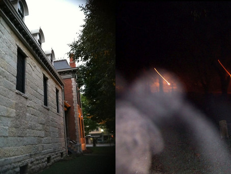 Ghost Walks Live ! Through November