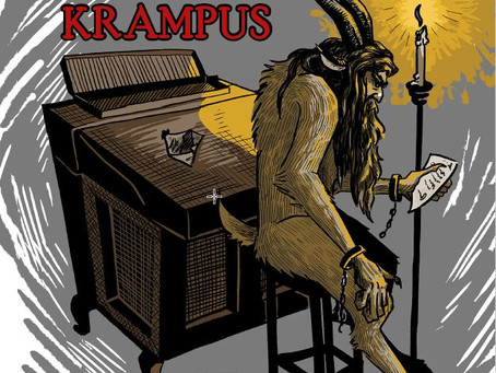 NEW BOOK: A Letter to Krampus