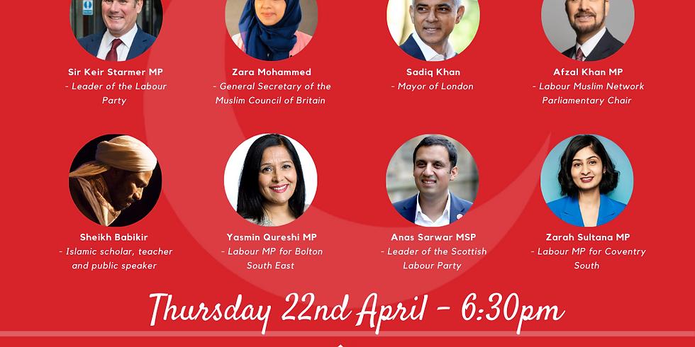 Labour Ramadan Iftaar 2021