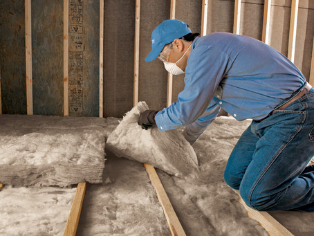 Keep you home comfortable for less money with weatherization