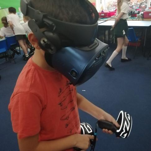 Virtual Reality Workshops