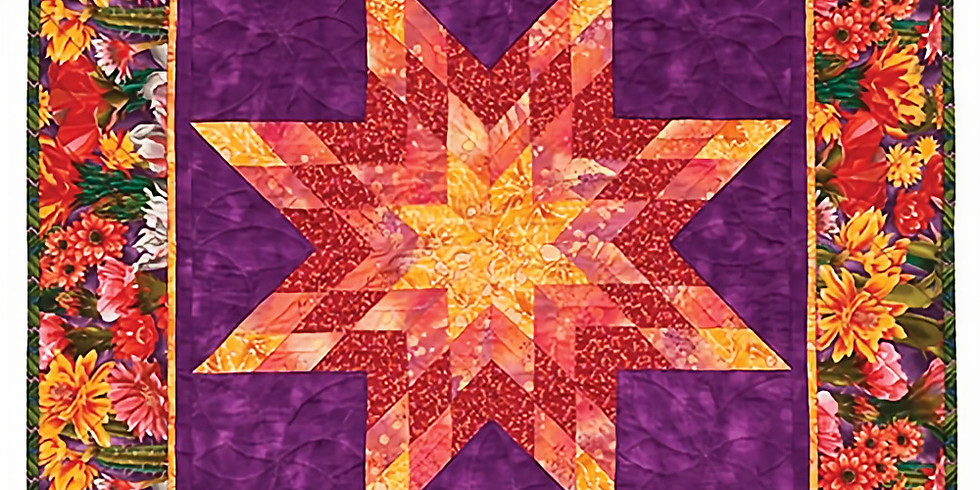 "January Workshop: ""Lone Star Sparkler"""