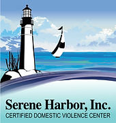 logo for certified domestic violence center