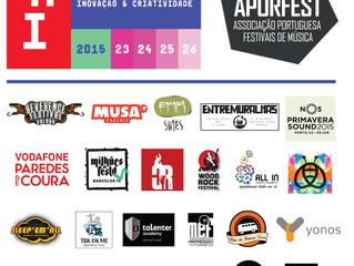 A APORFEST no Festival In com 22 parceiros/associados