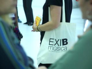 EXIB Música volta a Portugal de 13 a 15 de junho, em Setúbal [temos 20 acreditações Pro]