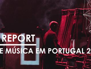 Annual Report Festivais de Música 2019 | Impacto económico, ranking, raio-x à sua tipologia, número