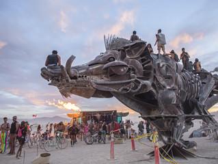 Artigo Científico: Cenário lucrativo no Deserto - a economia do Burning Man