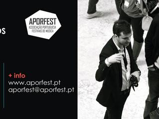 Campanha de Referenciação de novos associados | Embaixadores Aporfest