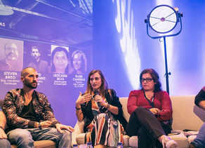 Meet the new speakers Talkfest'20 and the first Pitchstage themes