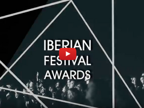 Iberian Festival Awards (3rd edition, 15th march, Lisbon): record in applications