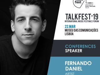 Talkfest'19: Novo conjunto de oradores confirmado e são já mais de 55 nomes anunciados