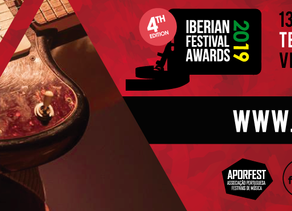 Iberian Festival Awards: jury panel and one more live act announced