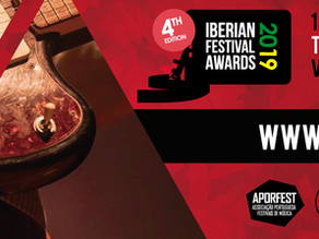 Iberian Festival Awards: Meet all the nominees and vote!