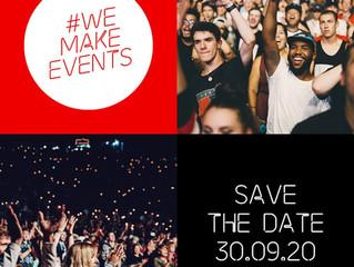 #WeMakeEvents - Aporfest é a entidade parceira oficial portuguesa para este movimento global