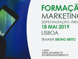 Music Festivals Training: Marketing Digital - especialização: área eventos e festivais  [18.mai.19 -