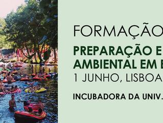 Preparação e Gestão Ambiental de Eventos [1 Junho, Lisboa - 3ª edição]