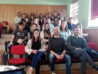 Resultados do Bootcamp, para jovens Neet, com produção da Aporfest e convidados da área dos festivai