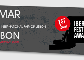TALKFEST'16 with the first IBERIAN FESTIVAL AWARDS [3 & 4 March, Lisboa]