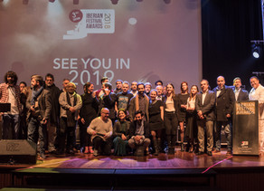 Talkfest and Iberian Festival Awards'18: numbers and conclusions