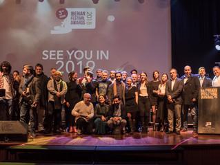 Talkfest e Iberian Festival Awards 2018: números e conclusões.