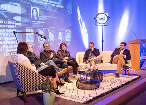 TALKFEST and IBERIAN FESTIVAL AWARDS 2019: numbers and conclusions
