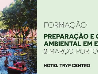 Preparação e Gestão Ambiental de Eventos [2 março, Porto, Hotel Tryp - 2ª edição]