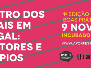 Encontro dos Festivais em Portugal: Promotores e Municípios [novidades]