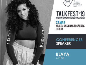 Talkfest'19: Announcement of another set of speakers and live act