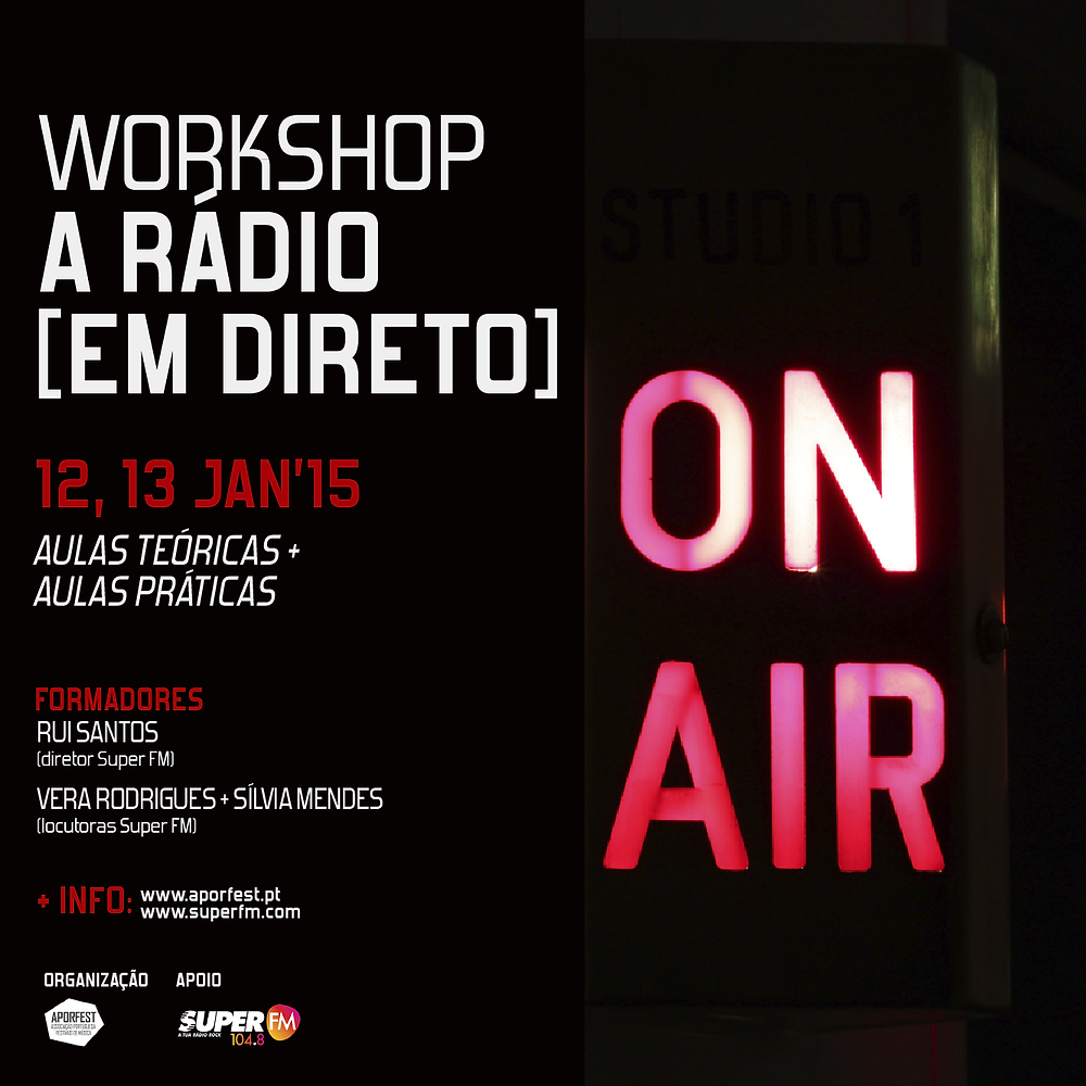 workshop- radio
