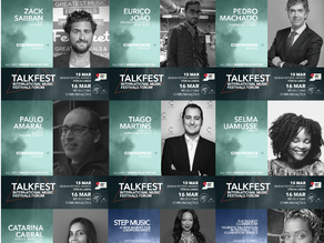 The first 16 speakers confirmed to Talkfest'18
